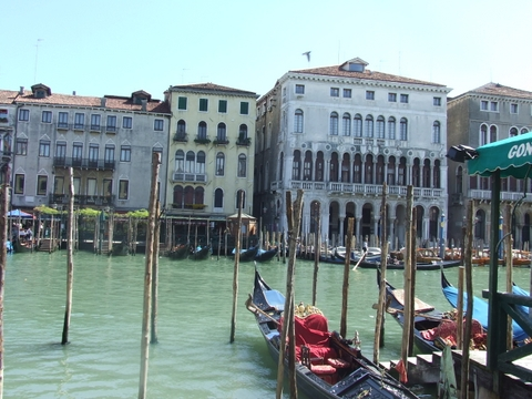 Canal Grande Venezia (2377 clic)