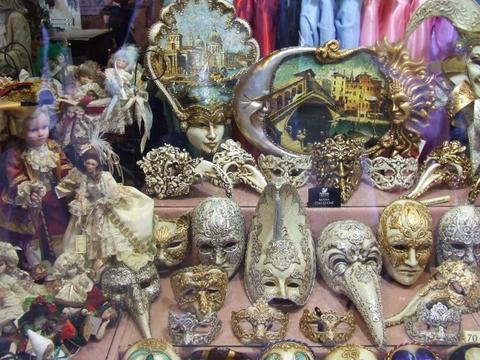 Maschere a Venezia (2491 clic)