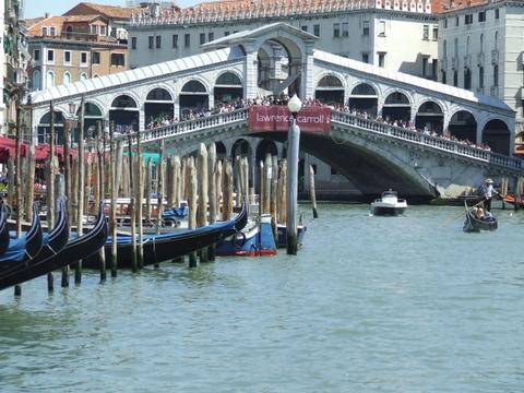 Ponte di Rialto Venezia (2329 clic)