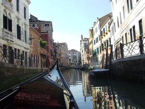 Girando in Gondola Venezia (2263 clic)