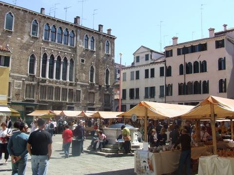 Mercatino a Venezia (2345 clic)