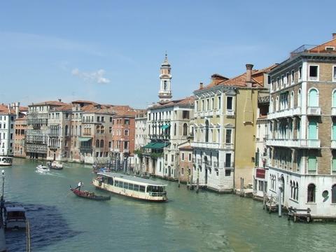 Canal Grande Venezia (2302 clic)