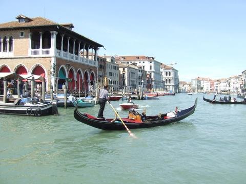 canal grande - Venezia (2499 clic)