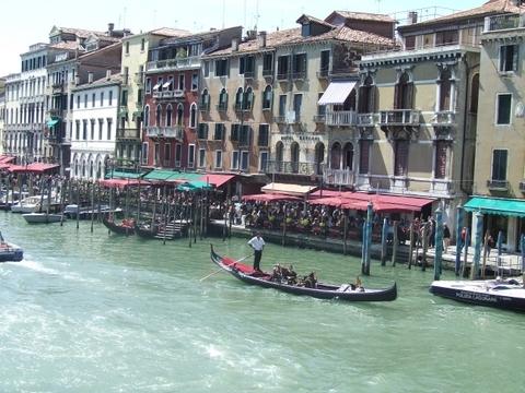 canal grande - Venezia (2543 clic)