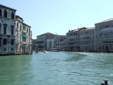canal grande - Venezia (2530 clic)