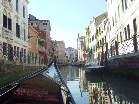 gita in gondola - Venezia (3073 clic)