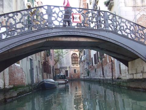 gita in gondola - Venezia (3924 clic)