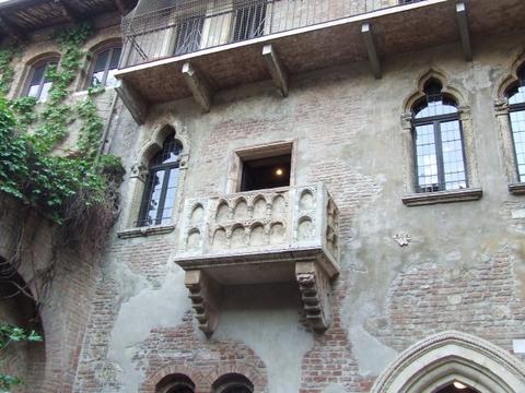 Balcone di Giulietta - Verona (2696 clic)