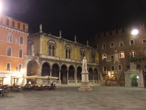 Piazza dei Signori  Verona (2795 clic)