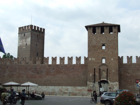 Castel Vecchio  Verona (2162 clic)