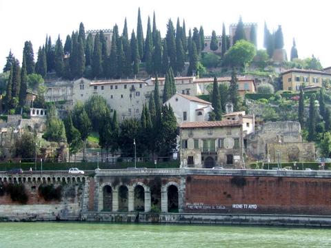 Panorama di  Verona (2591 clic)