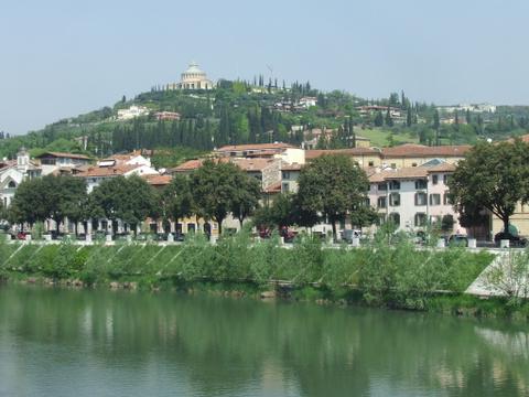 Panorama di  Verona (1974 clic)