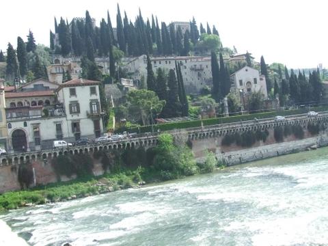 Panorama di  Verona - VERONA - inserita il 04-May-08