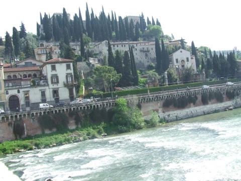 Panorama di  Verona (2299 clic)