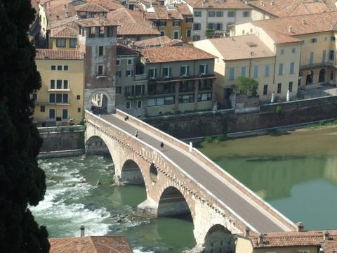 Panorama di  Verona (3041 clic)