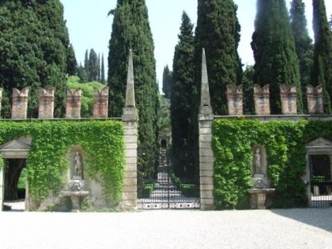Giardino Giusti Verona (3126 clic)