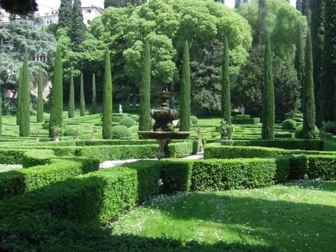 Giardino Giusti Verona (3485 clic)
