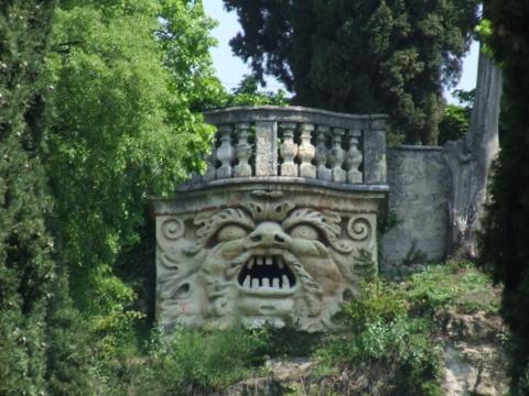 Giardino Giusti Verona (9469 clic)