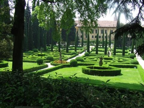 Giardino Giusti Verona (3612 clic)