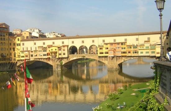 Ponte Vecchio - Firenze (2575 clic)