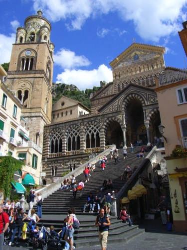 Duomo - Amalfi (3442 clic)