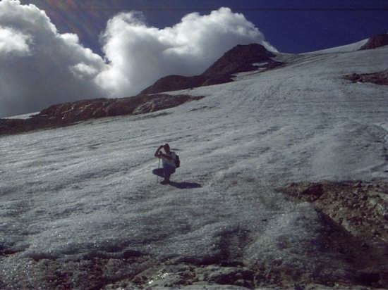 il ghiaccio e il sole - MARMOLADA - inserita il 31-Dec-07