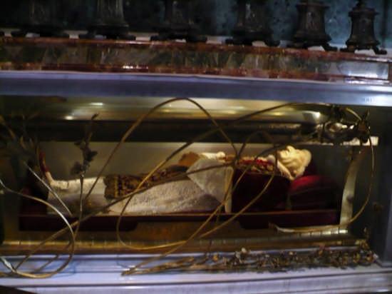 le spoglie del Papa buono - ROMA - inserita il 27-Apr-08