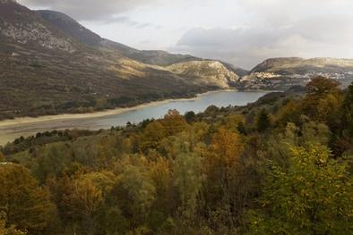 lago2 - Barrea (2322 clic)