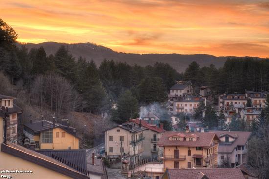 TRAMONTO CAMIGLIATELLO - Camigliatello silano (281 clic)