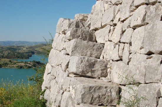muro a secco - Ragusa (4512 clic)