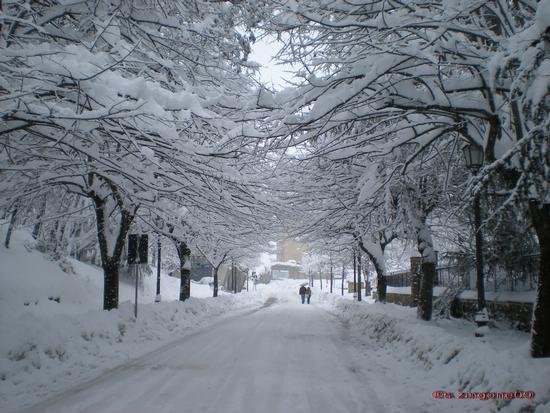 corona...di neve a due innamorati - MISTRETTA - inserita il 10-Dec-10