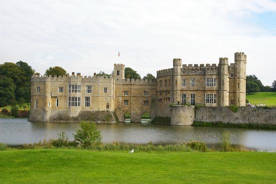 Castello di Leeds (Inghilterra) (953 clic)