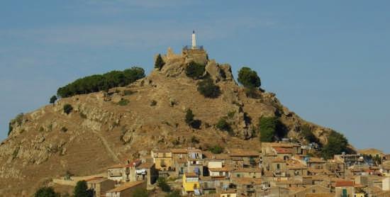 Mistretta - Quartiere castello (4330 clic)