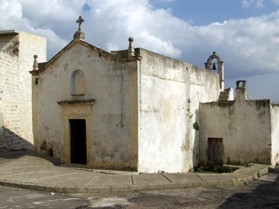 Ugento chiesetta di Costantinopoli (2701 clic)