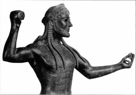ZEUS di Ugento: il busto (4018 clic)