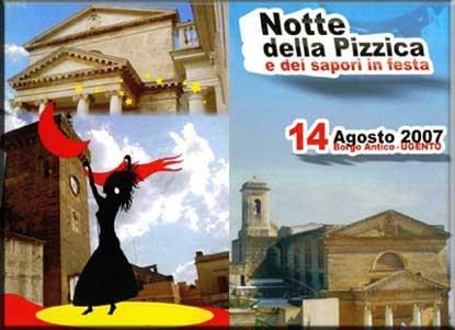 Notte della pizzica ad Ugento nel centro storico (2683 clic)