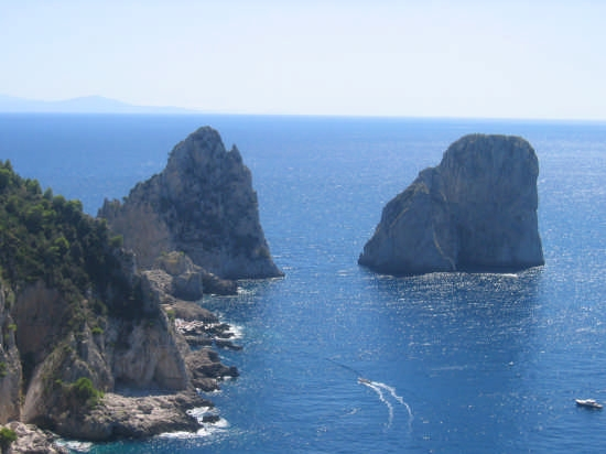 faraglioni - Capri (4510 clic)