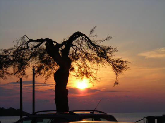 tramonto - Cefalù (2847 clic)