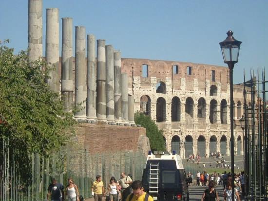 fori imperiali - ROMA - inserita il 18-Jun-07