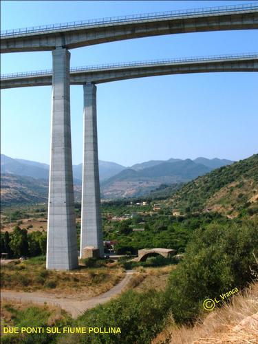 Due ponti sul fiume Pollina - Finale (3065 clic)