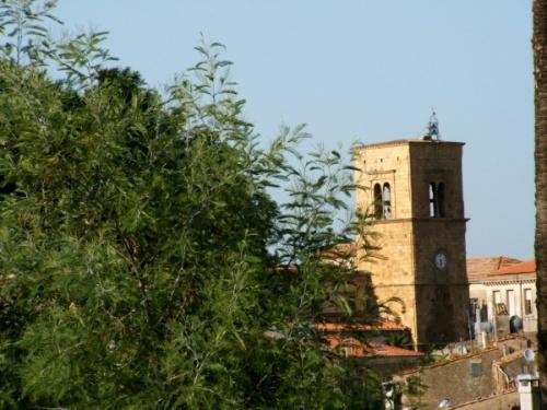 Mistretta - Scorcio campanile Chiesa Madre (2829 clic)