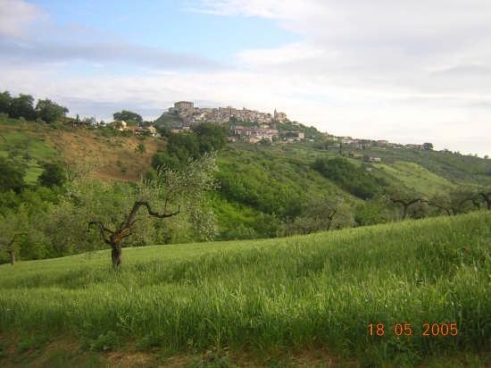 Vista di Bucchianico  (2671 clic)