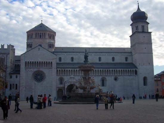 Piazza del Duomo (TN) - Trento (5226 clic)