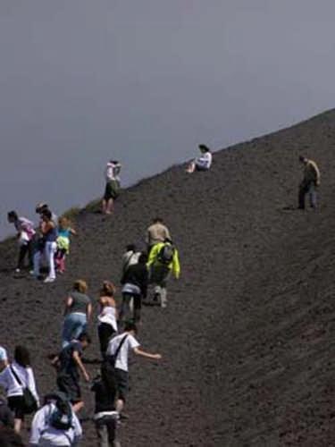 passeggiata sull'Etna - Catania (2552 clic)