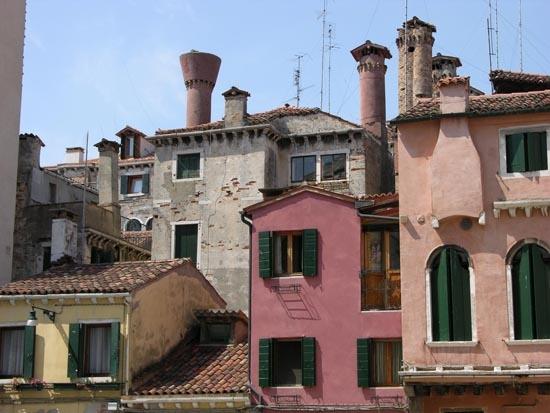 il colore delle case - Venezia (1867 clic)