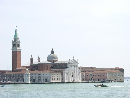 isola di S.Giorgio Maggiore - Venezia (1652 clic)