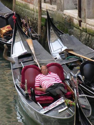le gondole - Venezia (2024 clic)