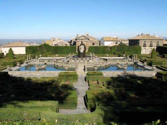 Villa Lante - Bagnaia (5255 clic)