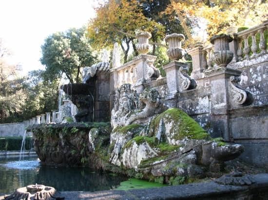 Villa Lante - Bagnaia (4788 clic)
