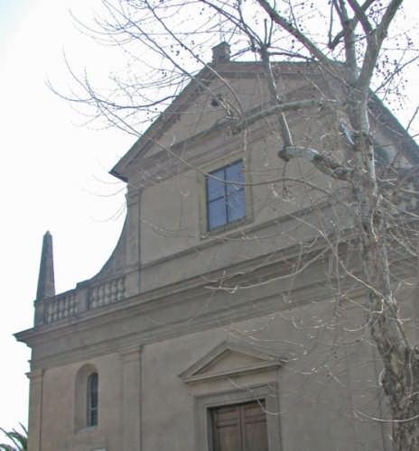 Chiesa di San Biagio - Sacrofano (3246 clic)
